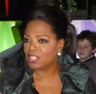 Oprah Winfrey.  Why is she successful?
